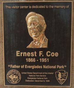 Ernest F Coe